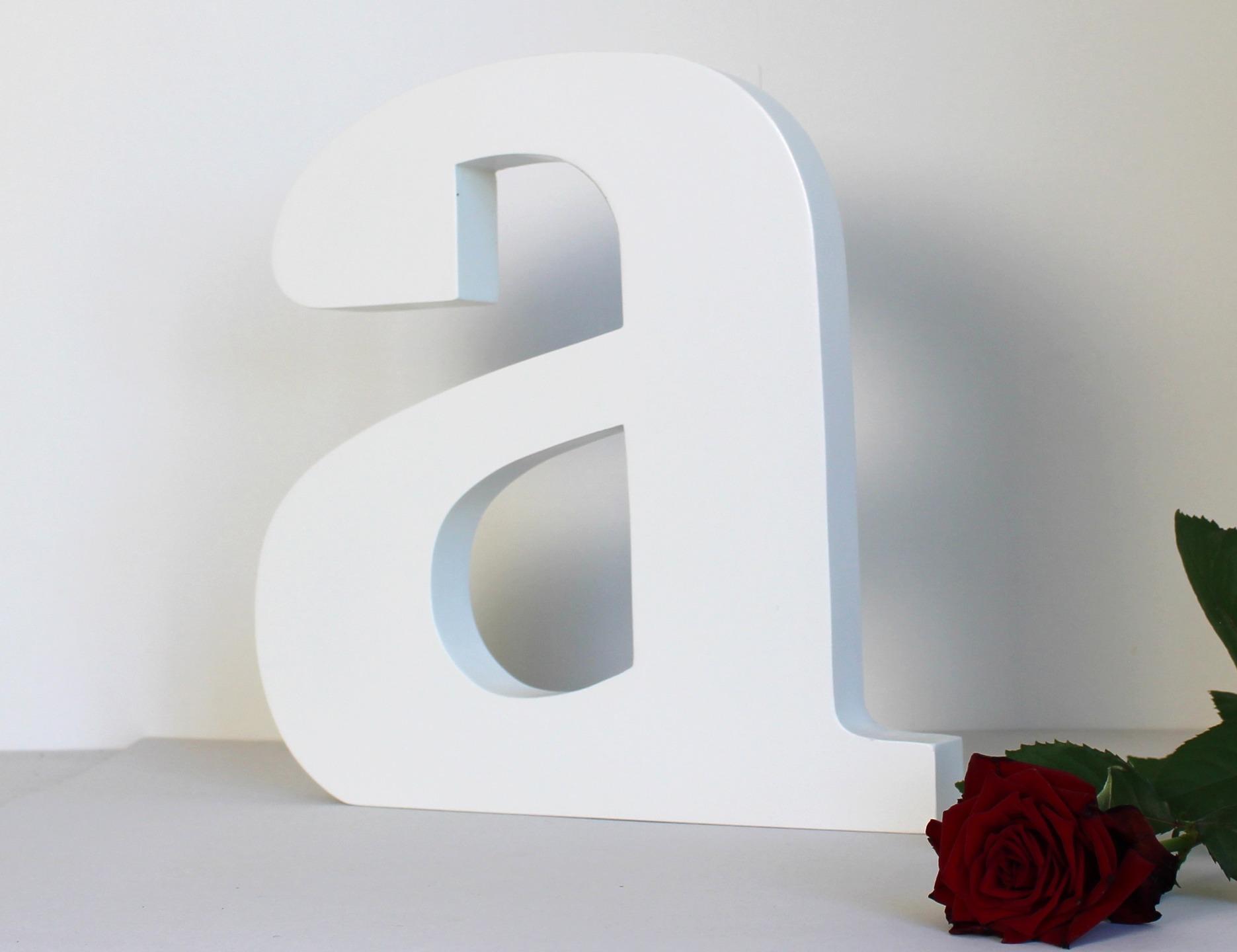 grande lettre