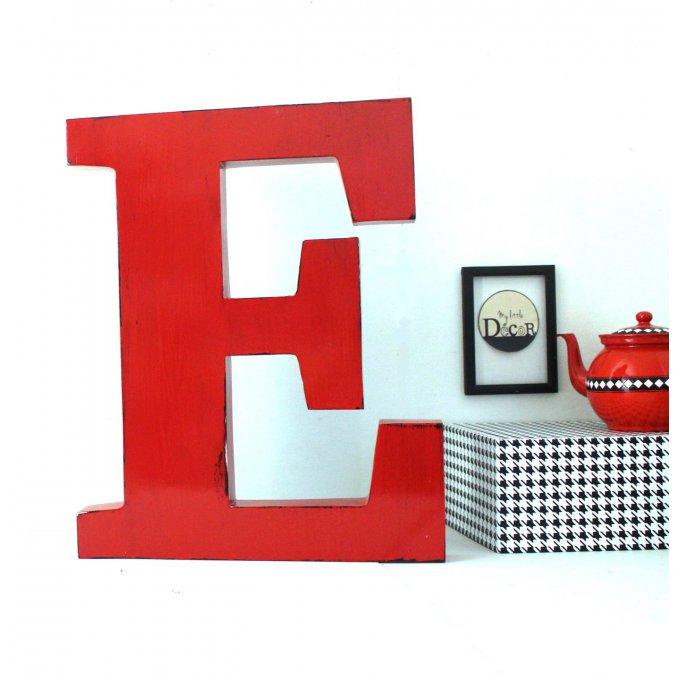 lettre g ante poser de 50 cm de hauteur en 4 5 cm d. Black Bedroom Furniture Sets. Home Design Ideas