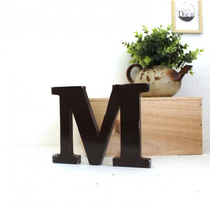 lettre poser de 20 cm de hauteur en 2 5 cm d 39 paisseur. Black Bedroom Furniture Sets. Home Design Ideas